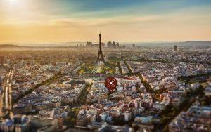 La Villa Saxe Eiffel